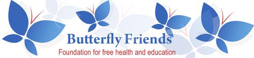 Butterfly Friends Logo